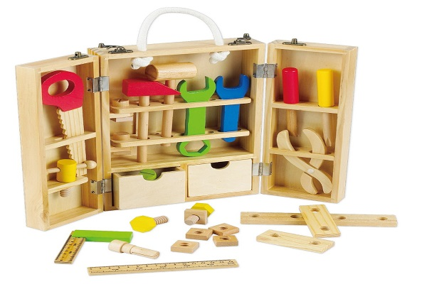 Carpenters Set - Bio Friendly Toys
