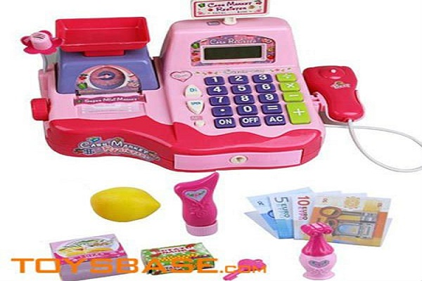 Cash Register : Bio Friendly Toy
