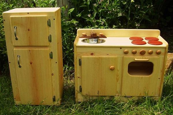Eco-friendly Kitchen Toys