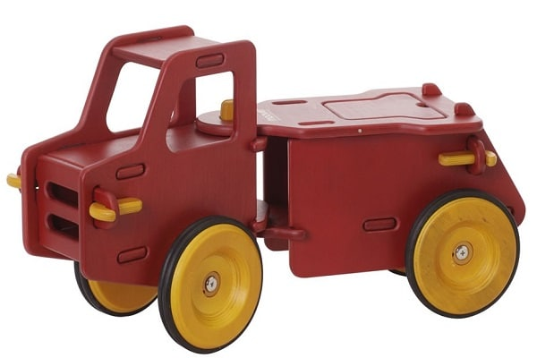 Bio Friendly Toys - Wooden Truck
