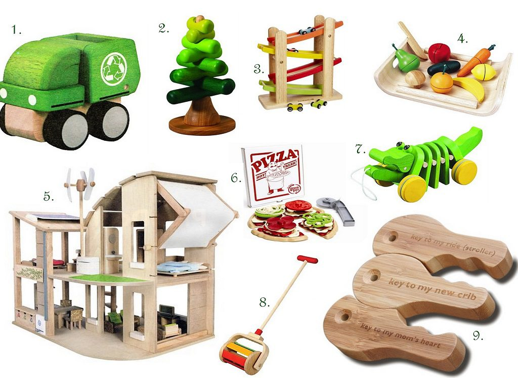 Bio Friendly Toys