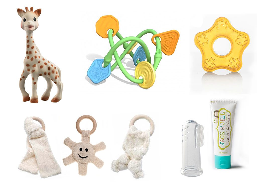 Bio Friendly Toy- Rubber Teething
